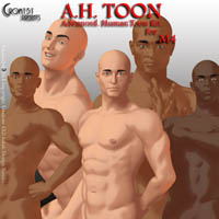 Crom131's A.H. Toons for M4