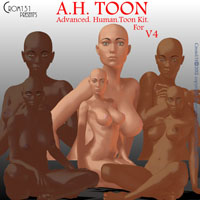 Crom131's A.H. Toons for V4