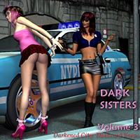 Lopriest's Dark Sisters Vol 3