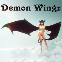 Darkseal's Demon Wingz
