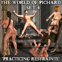 "Davo's World of Pichard: Set 4 ""Practicing Restraints"""