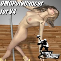 SledgeHammer's OMGPoleDancer for V4