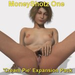 DeepSpace3D's CreamPies for MoneyShotz One