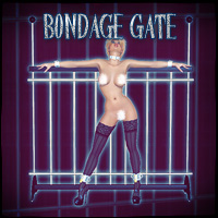 SynfulMindz' Bondage Gate