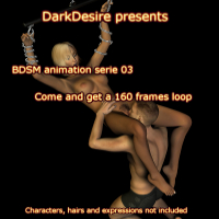 DarkDesire BDSM animation serie 03