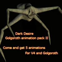 DarkDesire's Golgoroth Animation 02