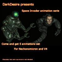 Darkdesire's Space Invader 01
