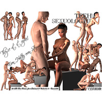 Teeh's Sexuology Poses II for M6/V6/G2f/m
