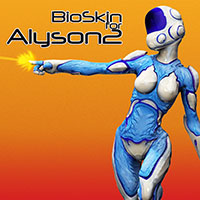 Darkseal's BioSkin for Alyson 2