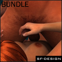 Hot Foreplay + Hot Foot Fetish Poses Bundle