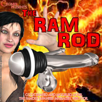 Crom131's  Ram Rod massager vibrator