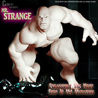 Crom131's Mr Strange for M4