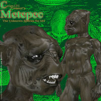 Crom13's Mepetec:The Unknown Species