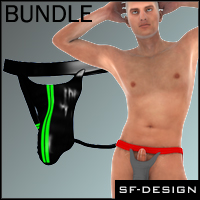 HotJockZZ1 and Sexy Poses for G2M Bundle