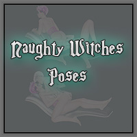 Naughty Witches Poses