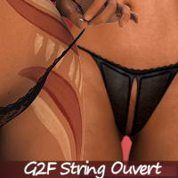 String Ouvert for Genesis 2 Females