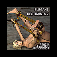 3DFiends' Elegant Restraints 2