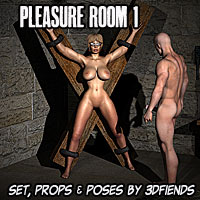 3DFiends' Pleasure Room 1