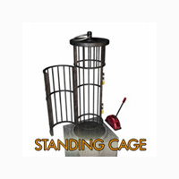 CffMstr's Standing Cage