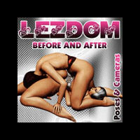 Barbarian Babes' Lezdom - Before and After