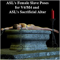 ASL Productions: Female Slave