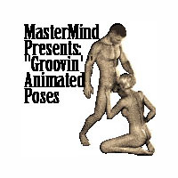 MasterMind's Groovin' Animated Pose Pack