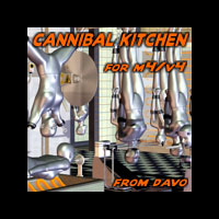 "Davo's ""Cannibal Kitchen"""