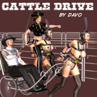 Davo's Cattle Drive