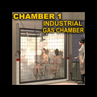 "Davo's Chamber 1: ""Industrial Gas Chamber"""