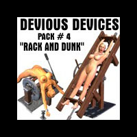 Davo's Devious Devices #4 Rack and Dunk!