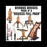 Davo's Devious Devices Pack 5!