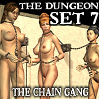 "Davo's Dungeon Set 7 ""The Chain Gang"" for M4/V4"