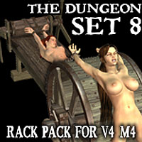 "Davo's Dungeon Set 8: ""Rack Pack"""