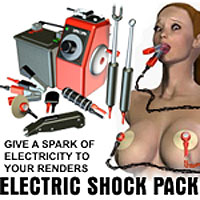 Davo's Electric Shock Pack!
