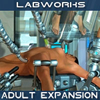 "Davo's LABWORKS Pack 6 ""ADULT EXPANSION"""