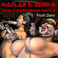 Davo's Madlab 5: Zero-G Adult Expansion 2