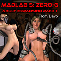 Davo's Madlab 5: Zero-G Adult Expansion Pack