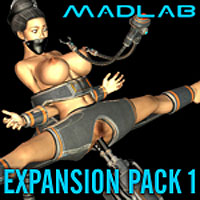 "Davo's Madlab AE ""Expansion Pack 1"""