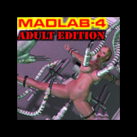 "Davo's MADLAB-4 ""ADULT EDITION"""