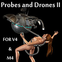 Davo's Probes and Drones II