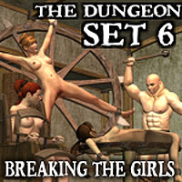 "Davo's Pulp Noir Model Sets: Dungeon Set 6 ""Breaking the Girl"""