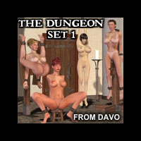"Davo's Pulp Noir Series ""Dungeon Set 1"""