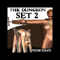 Davo's Pulp Noir Series: DUNGEON SET 2