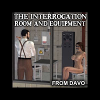 Davo's Pulp Noir Series: The Interrogation