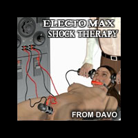 "Davo's Pulp Noir: ""Electo-Max"" Shock Therapy Package"