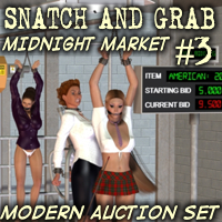 Davo's Snatch and Grab Kit #3: Midnight Market