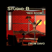 "Davo's Studio B: ""The Red Room"""