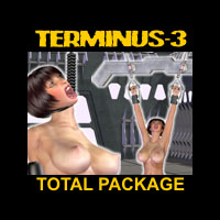 "Davo's TERMINUS-3 ""TOTAL PACKAGE"""
