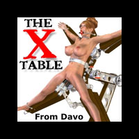 "Davo's The ""X"" Table"