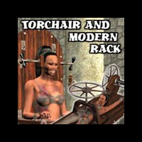 Davo's Torchair and Modern Rack!